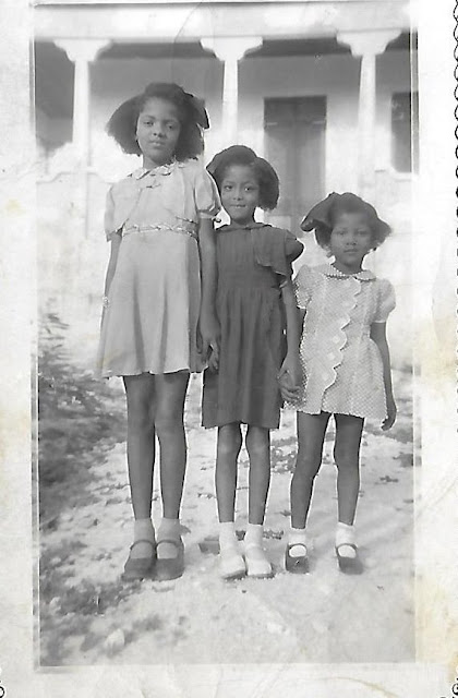 Photos--Barbados Relatives:  Part Two --How Did I Get Here? My Amazing Genealogy Journey