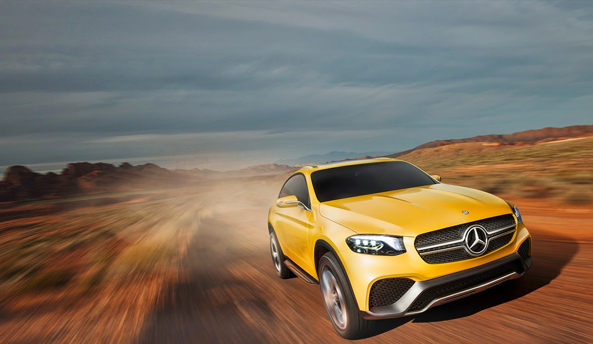 Foto Mercedes GLC Coupè