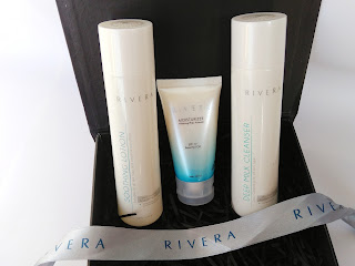 Rivera Deep Milk Cleansing, Soothing Lotion, dan Moisturizer Review