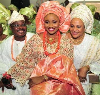 abisola ajimobi baby girl
