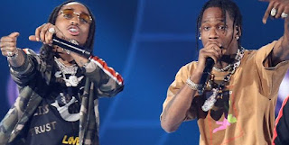 Travis Scott & Quavo – Dubai Shit Ft Offset