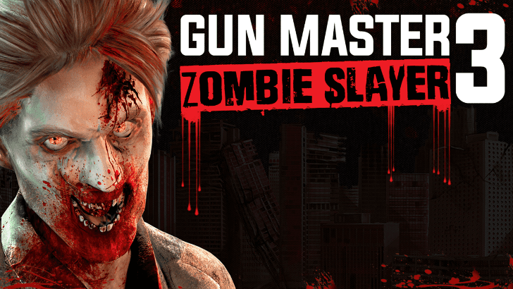 Gun Master 3 Zombie Slayer Para Hileli MOD APK - androidliyim.com