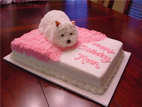 Dog Birthday Cake Online Order
