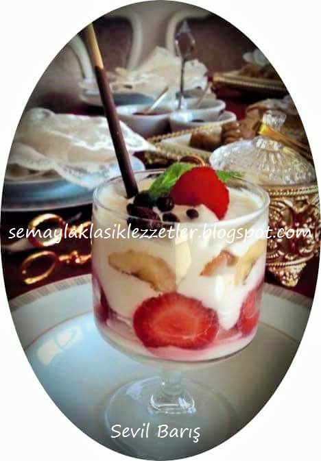 Türk Usulü Trifle