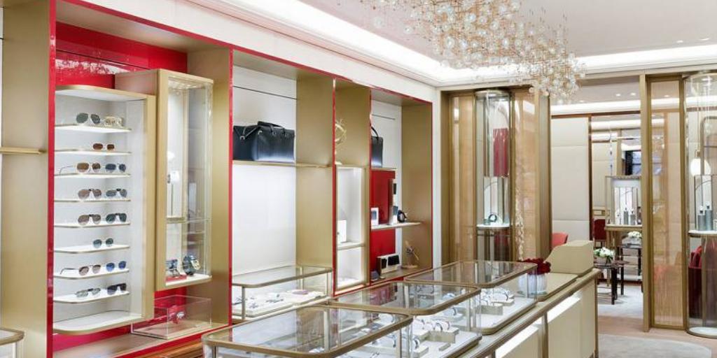 Cartier Boutique