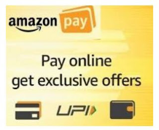 Amazon UPI CashBack Offer