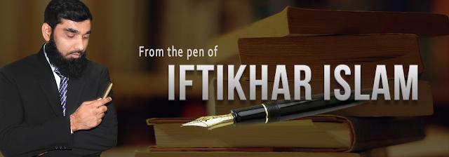 Passionate Writers - Iftikhar Islam