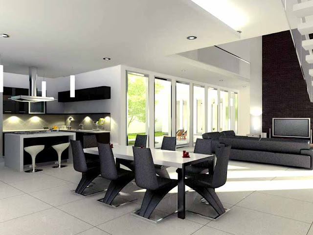 Contemporary living room and dining room furniture Contemporary living room and dining room furniture Contemporary 2Bliving 2Broom 2Band 2Bdining 2Broom 2Bfurniture412