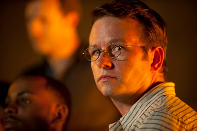 AMC Walking Dead Q & A With Dallas Roberts