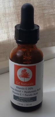 Oz Naturals Vitamina C 20%