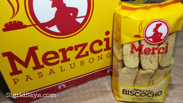 Bacolod Pasalubong - Merzci Pasalubong - Biscocho - Bacolod City - Bacolod blogger - snacks - food - export quality