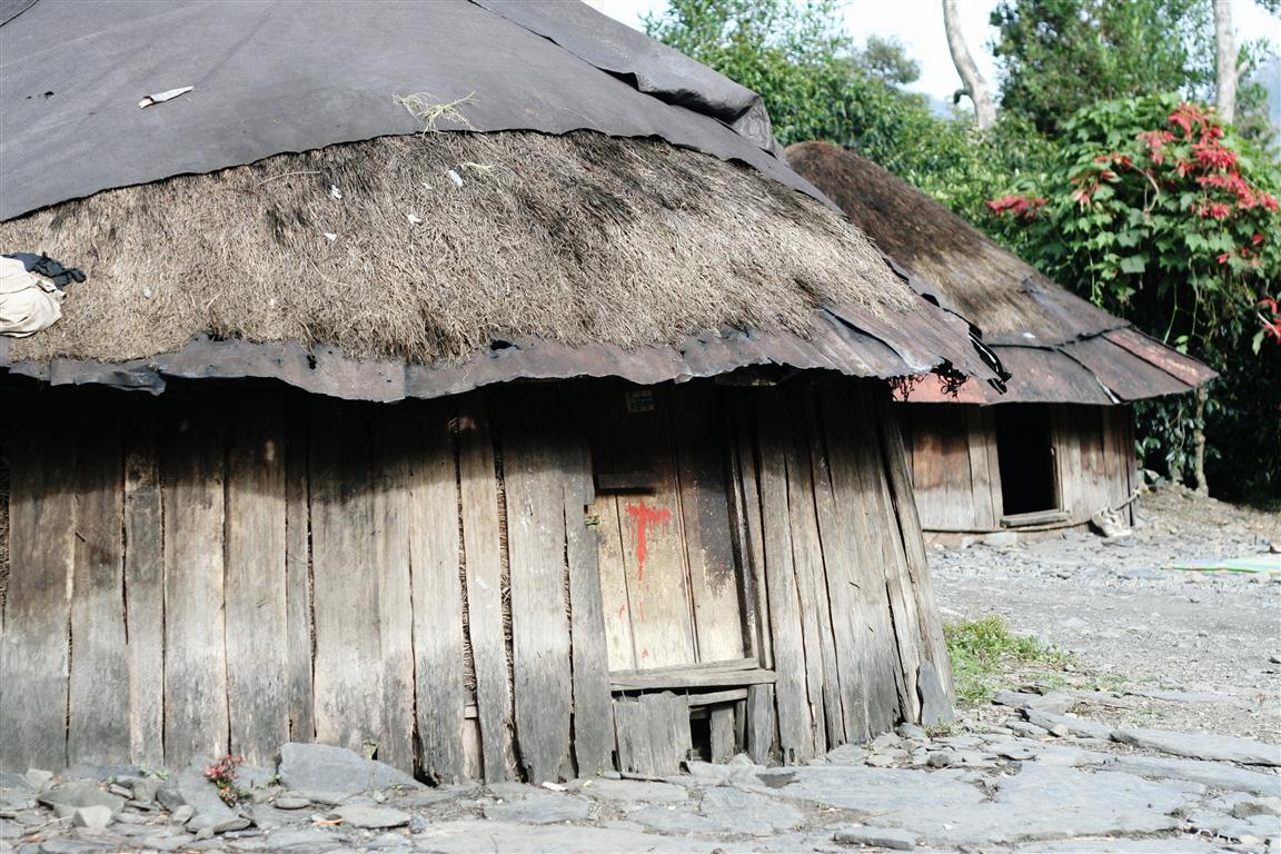 Papua   Rumah Honai   Nama dan Gambar Rumah Adat di Indonesia serta ...