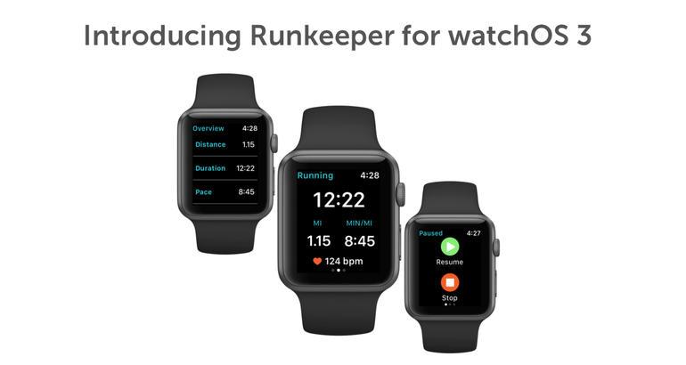 Runkeeper: The best Apple Watch running app sent the Garmin Fenix 3 to a drawer