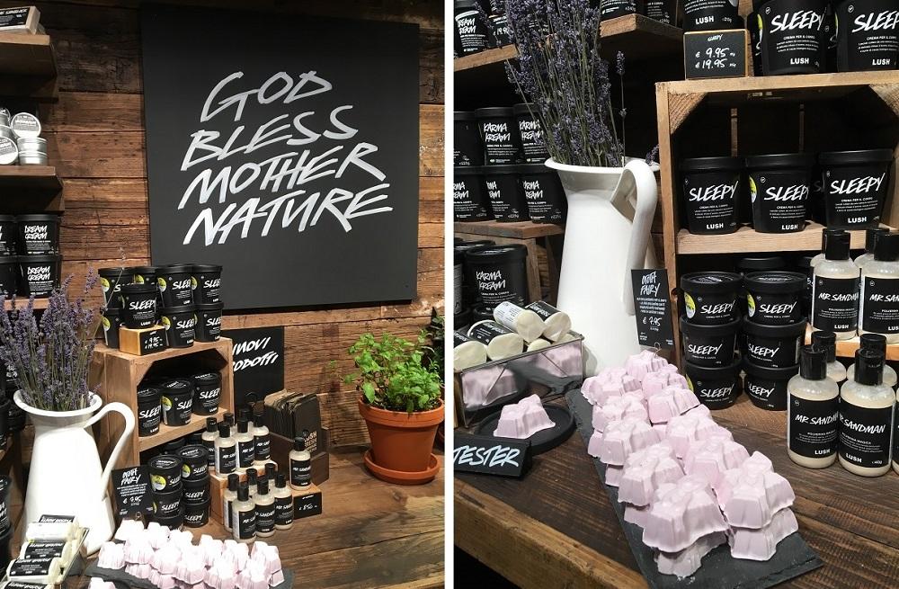 Lush apre a Milano il più grande store d'Italia