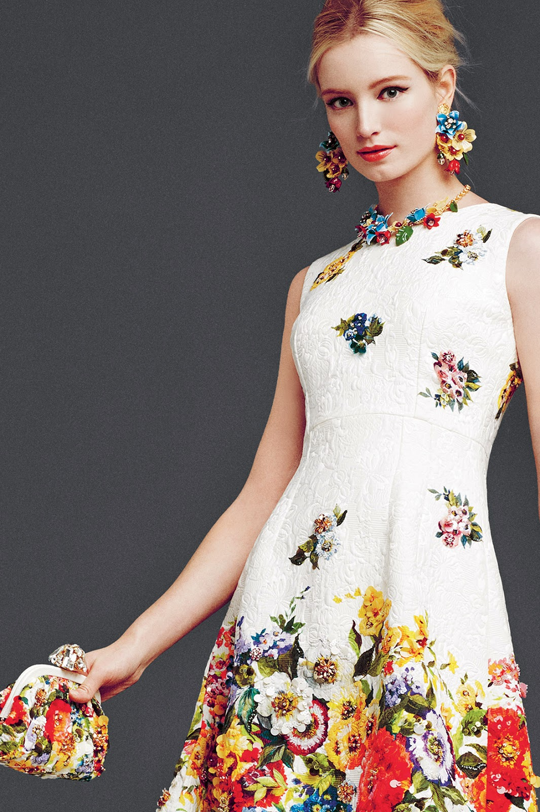 Irish Crochet Amp Dolce Amp Gabbana