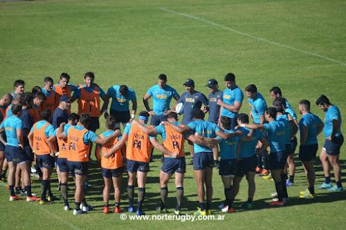 Diez cambios para el amistoso en Pretoria. Springboks vs. Los Pumas #RSAVARG