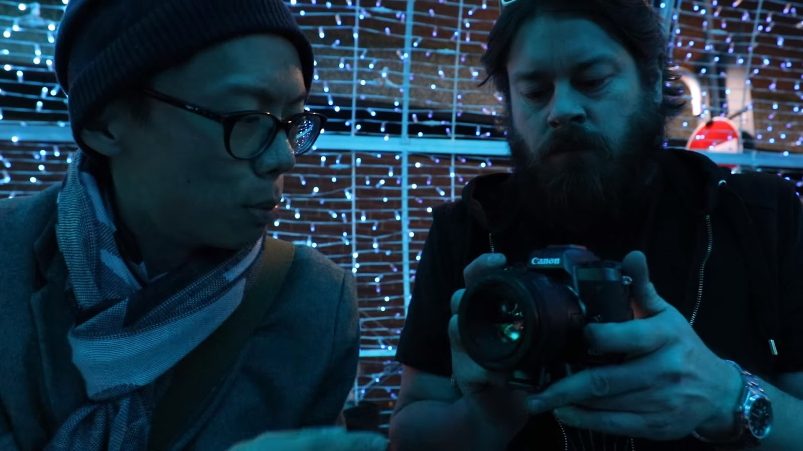 Canon EOS M5 Hands-on Review