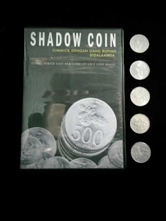 toko sulap jogja Shadow Coin Magic