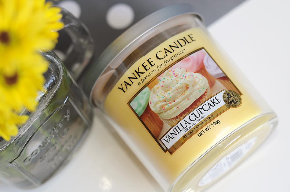 Vanilla Cupcake od Yankee Candle