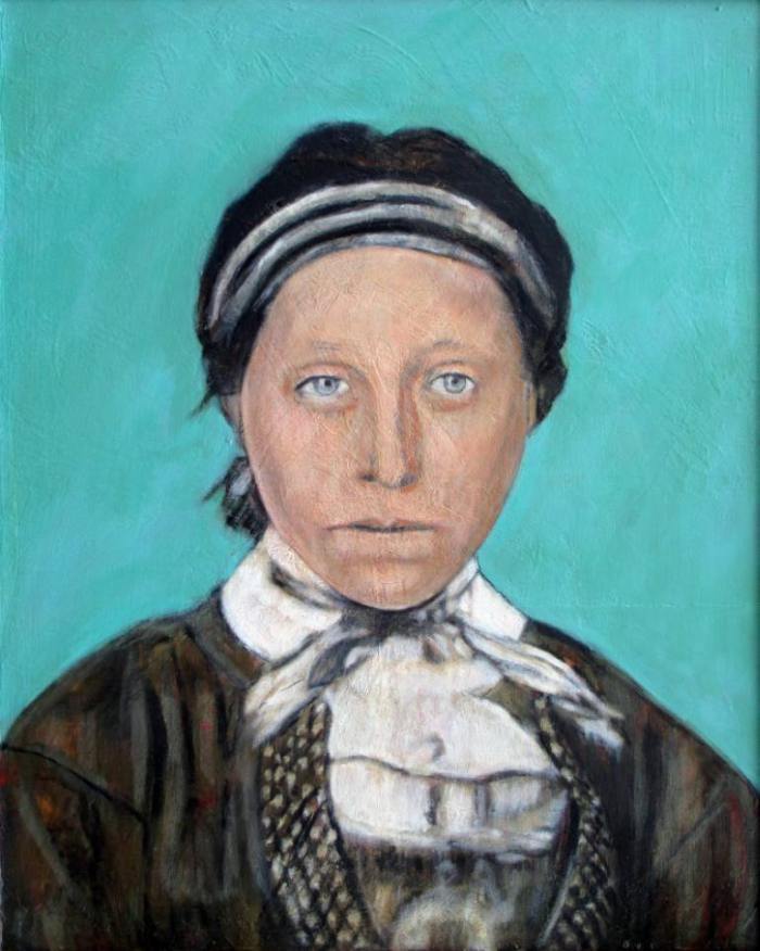Норвежский художник. Philip Smeeton