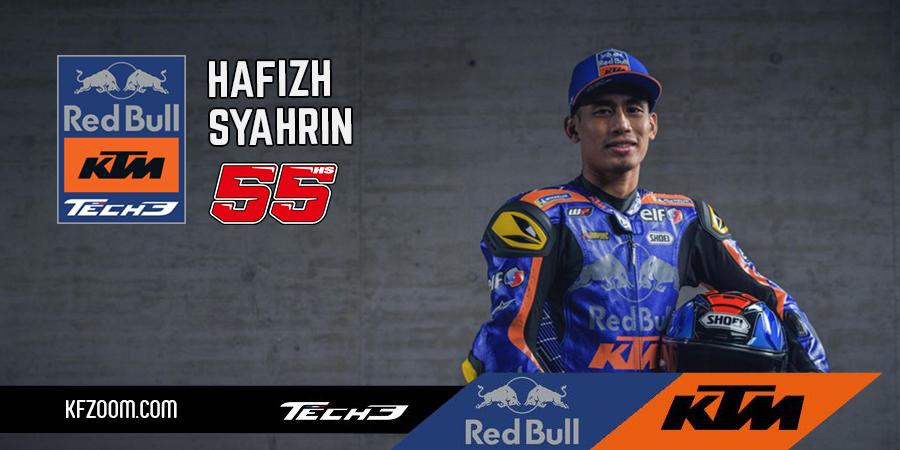 Hafizh Syahrin MotoGP 2019 Bo55ku