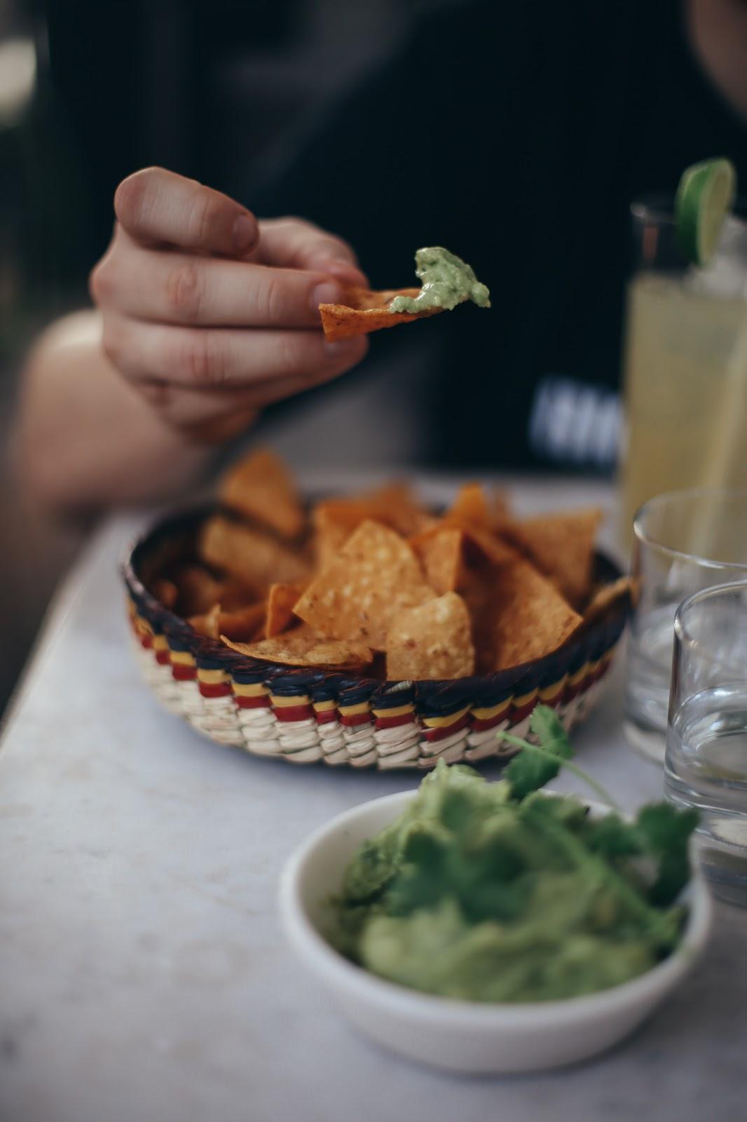 gracias madre nachos