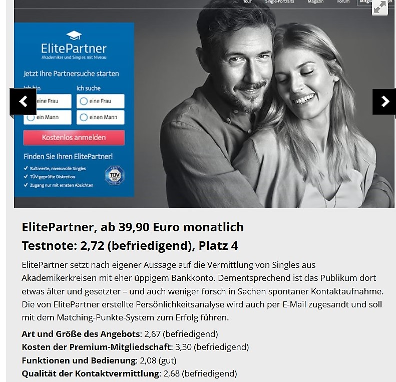 German online dating site free