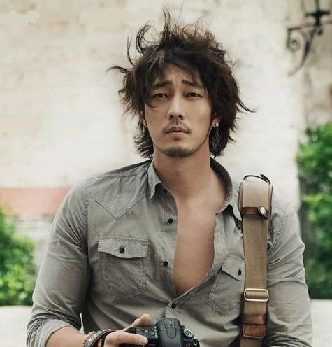model rambut korea pria gaya rambut sasak