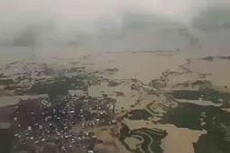 Banjir di Sulawesi Selatan Mulai Surut, 30 Meninggal dan 25 Hilang