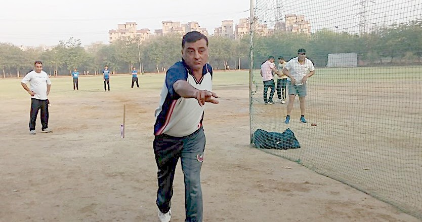 how to become a professional cricketer