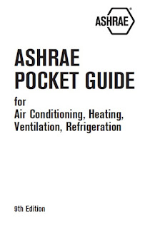 Ashrae,pocket,guide,Refrigeration,HVAC,fundamental,handbook,ventilation,ashrae 62.1 , 62.2 ,