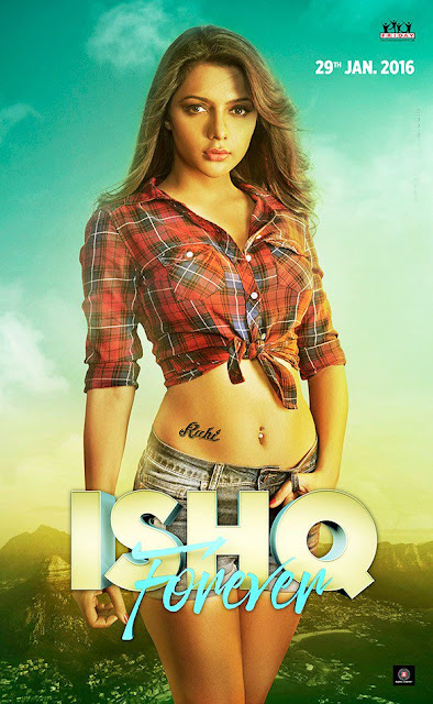 poster Ishq Forever 2016 Full Hindi Movie Download 720p