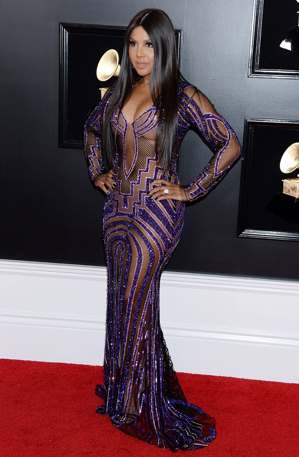 Toni Braxton – 61st Annual GRAMMY Awards in Los Angeles - 02/10/2019