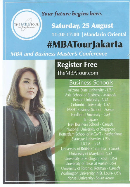 MBA Tour Jakarta