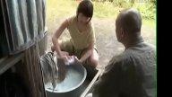 คลิปเมียมีชู้ แอบเอากับคนข้างบ้าน ลักเย็ดเล่นเสียวสวมเขาให้ผัวเลวจริงๆ