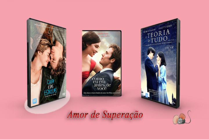 CLICK AQUI  Amor De Superação 3x1 DVD-R super a 25C3 25A7 25C3 25A3o