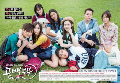 Lanjut acak acak google buat nyari rekomendasi drama terbaru korea Sinopsis drama Go Back Couple {2017}