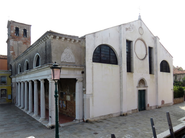 Sant'Eufemia church, Fondamenta Sant'Eufemia, Giudecca, Venice