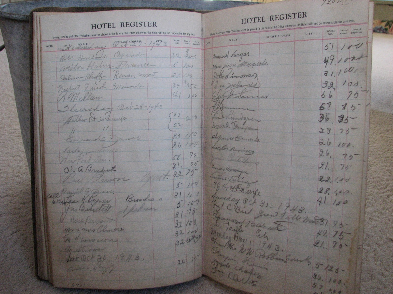 Casino Register