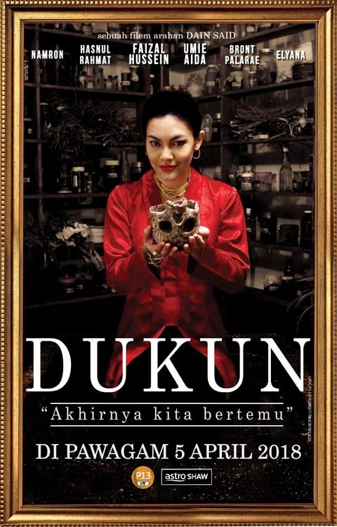 Review Filem Dukun