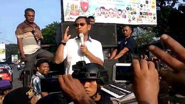 Usai Diperiksa Gakkumdu, JR Saragih Tunggu Putusan PTTUN