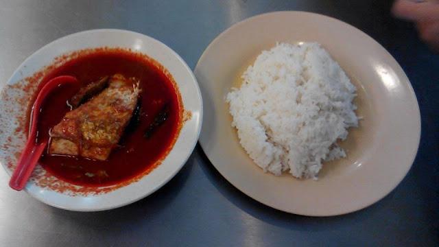 Asam Pedas Selera Kampung Melaka