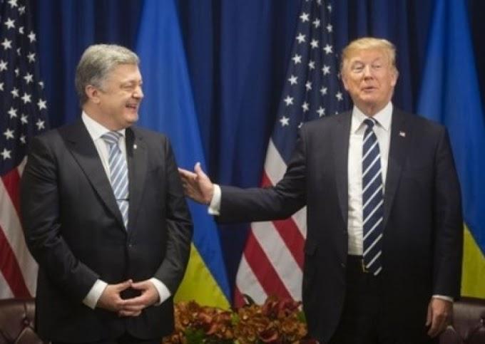 Киев анонсировал объятия Петра и Дональда в Давосе