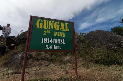 Ampucao Gungal 2nd Peak Itogon Benguet Cordillera Administrative Region Philippines