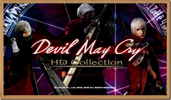 Devil May Cry HD Collection PC Gameplay