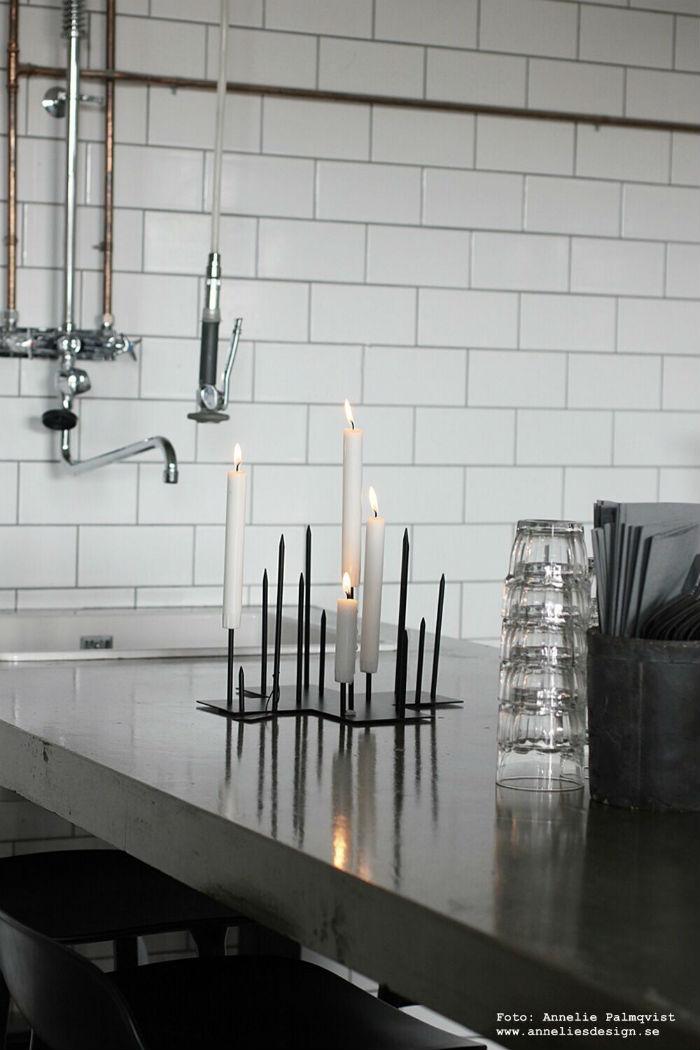 candle cross, ljusstake, annelies design, webbutik