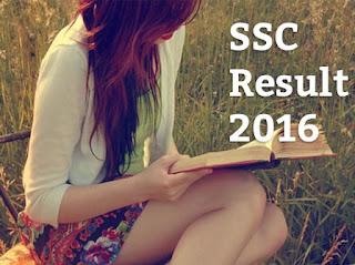 SSC Result 2016