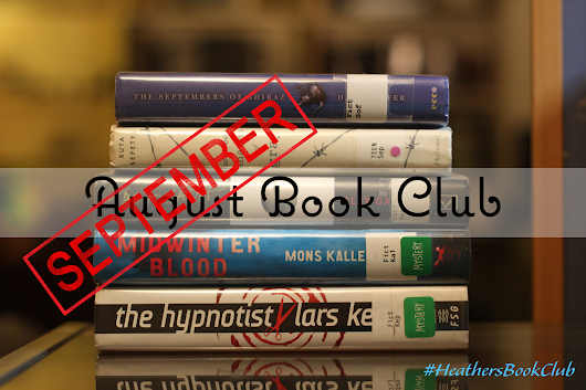 August....Or September Book Club: The Septembers of Shiraz