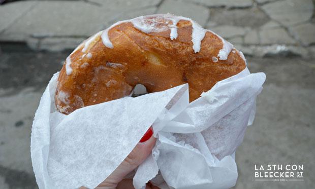 donuts de Nueva York dough donuts