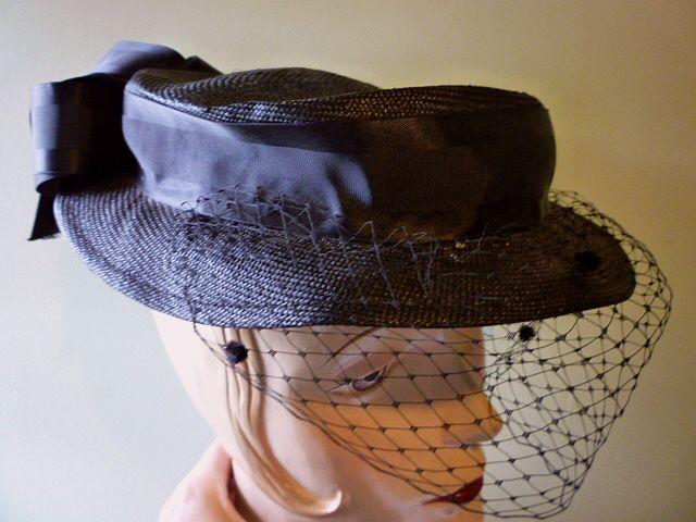 KittysVintageKitsch: Revive a Vintage Hat